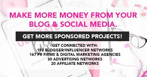 List of Blogger and Influencer Networks