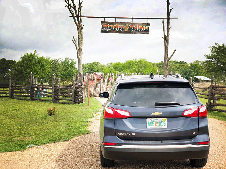 Texas Roadtrip With Chevrolet: Round Top, Texas