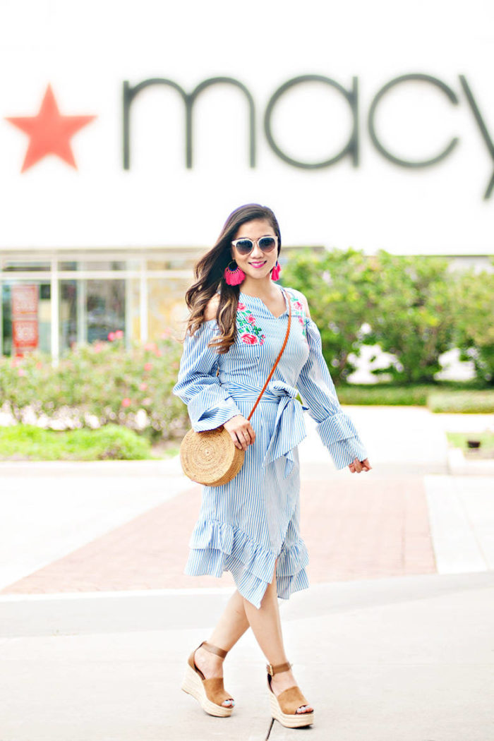 Spring Outfit Inspiration: Cinco De Mayo Perfect Dress + Other Cinco De Mayo Outfit Picks