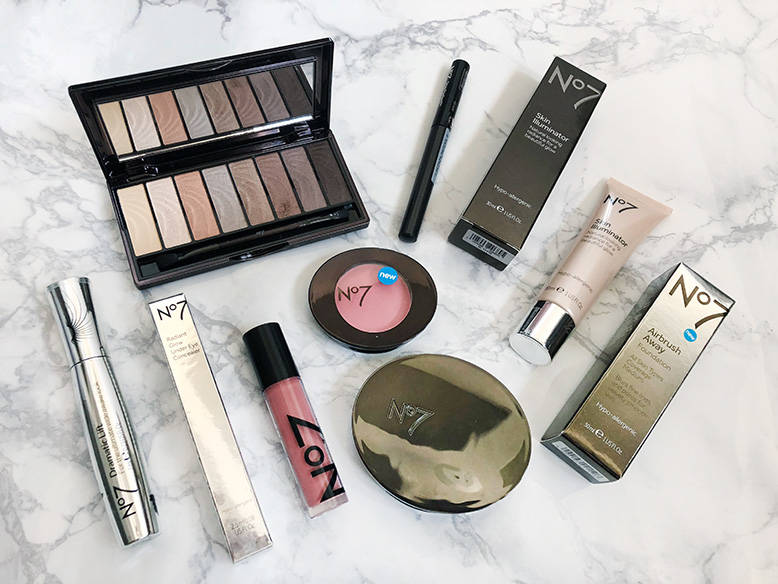 9 No 7 Make-Up Products You Must Try for A No Make-Up Look This Spring & Summer + Giveaway