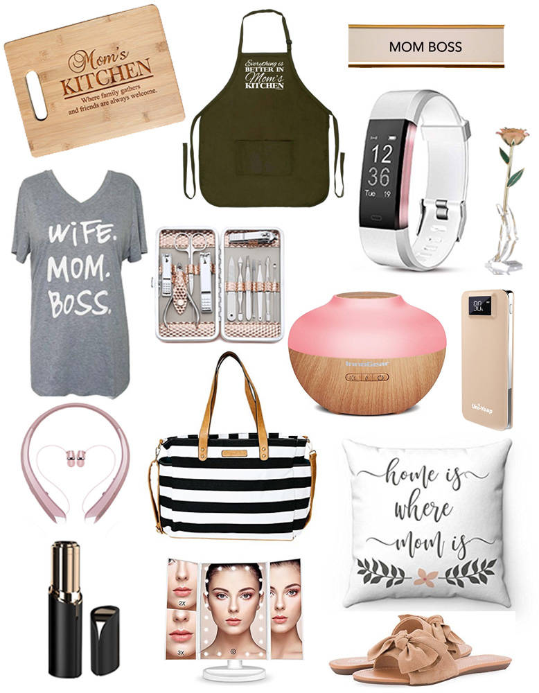 Gifts for Mom: 15 Gift Ideas for Mom Under $50 from Amazon