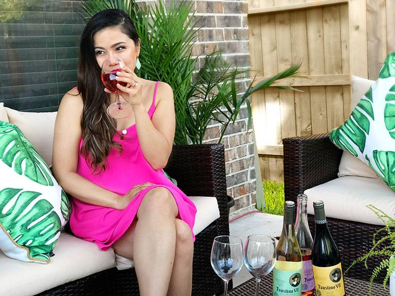 Treat Yourself to Relaxing Summer Nights with Faustino Wines
