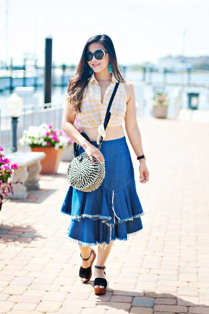 7 Steps to Becoming The Best Version of You for a Happier and More Successful Life + Summer Outfit Inspiration