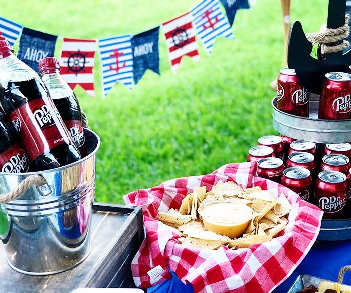 4 Tips To Throw An Epic Nautical-Themed BBQ Party this Summer