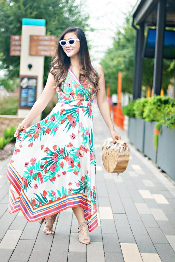 The Cutest Maxi Dresses On Sale You Wouldn't Want to Miss