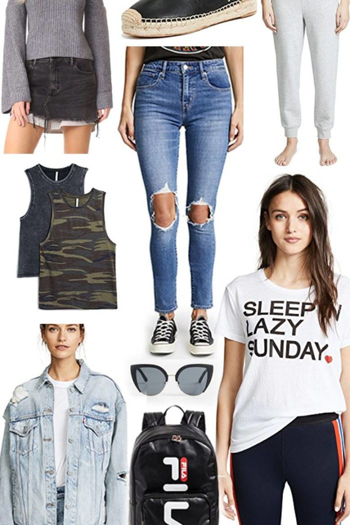 10 Must Have Shopbop Items Under $100 For a Fun Casual/Sporty Look
