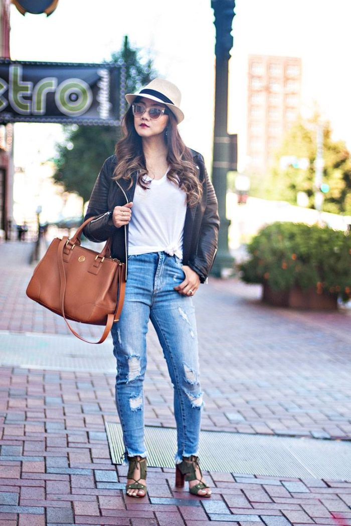 Fall Outfit Inspiration: How to Style Your Basics This Fall