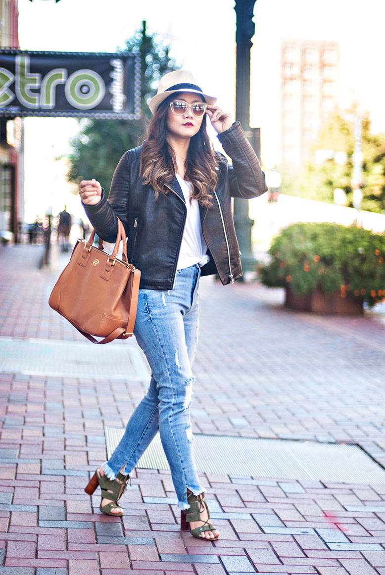 How to Style Your Basics This Fall