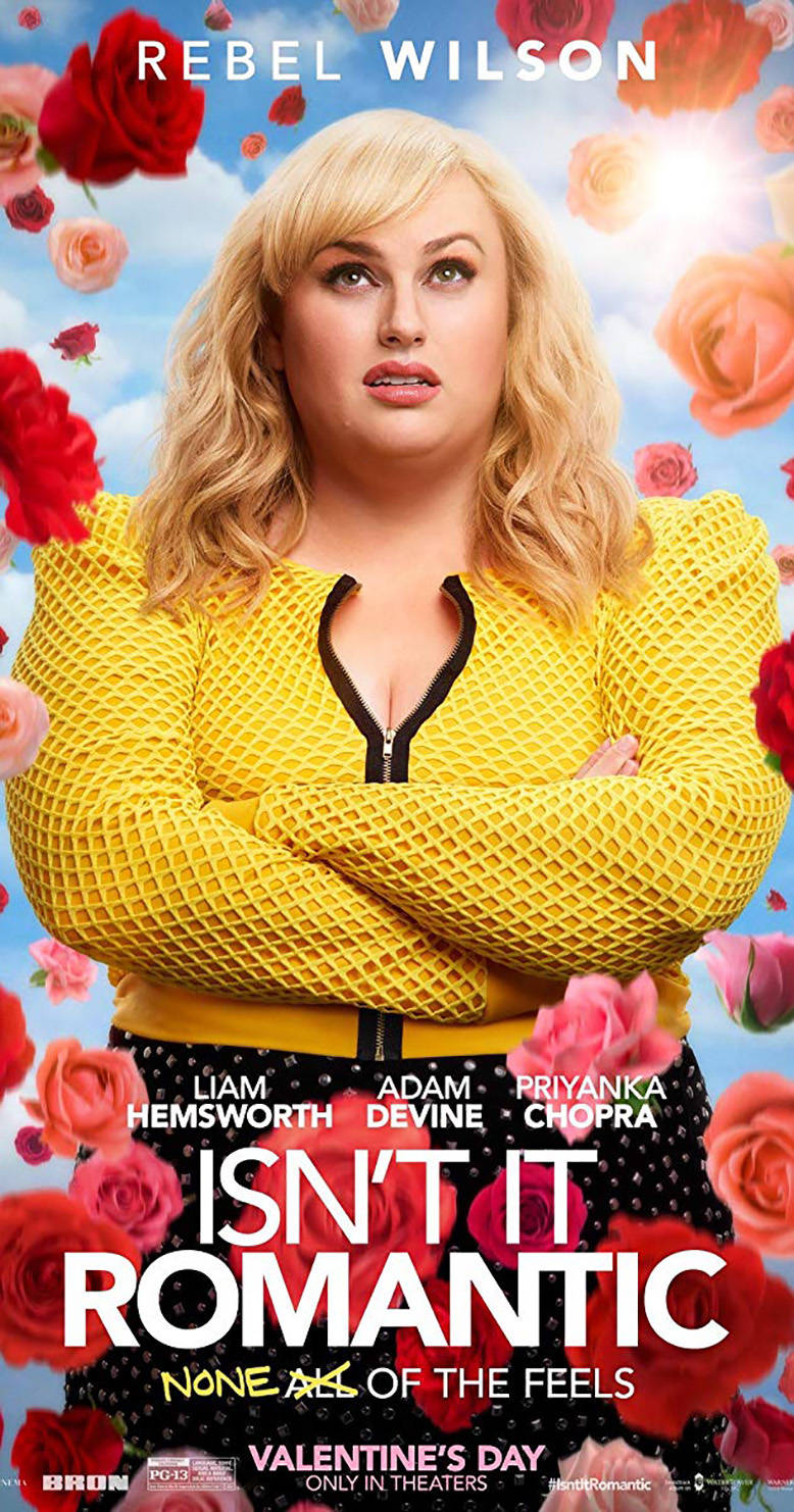 Isn't It Romantic Rebel Wilson