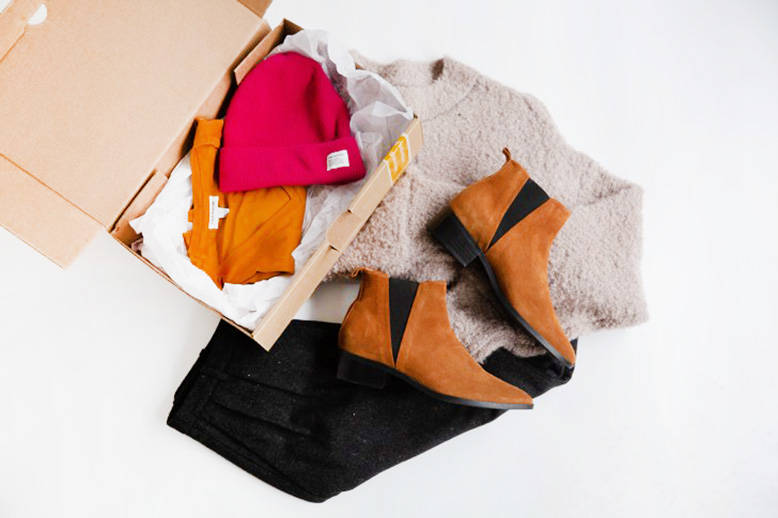 Frank and Oak Fashion Subscription Box
