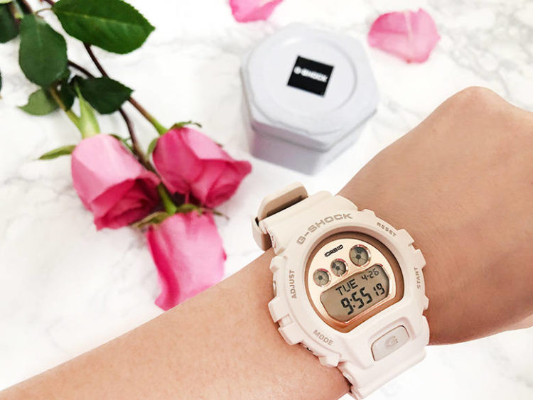 G-Shock Guess Watch