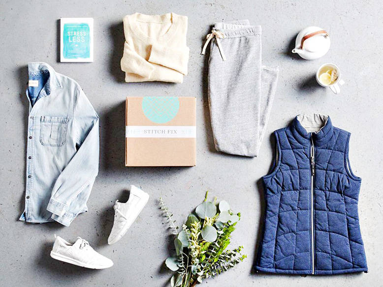 Stitch Fix Fashion Subscription Box Review