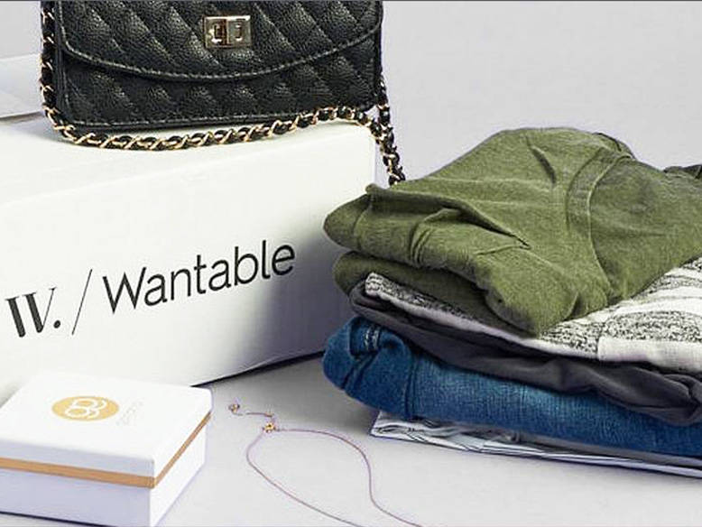 Wantable Fashion Box Review