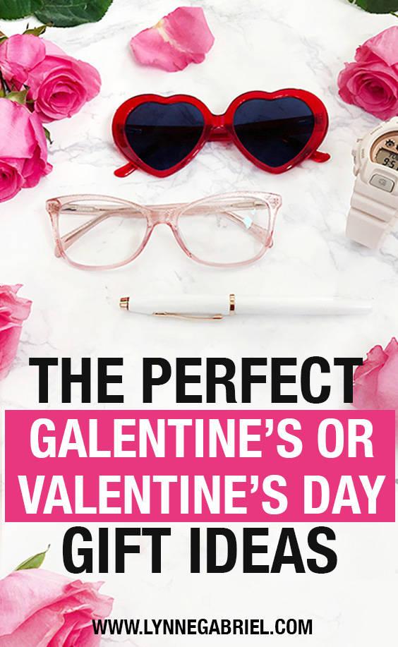 Galentine's Day or Valentine's Day Gift Ideas
