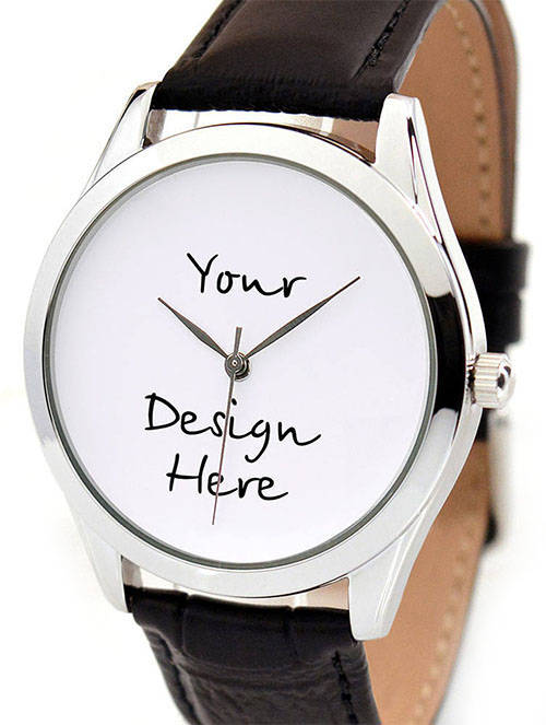 Customized Personalized Watch