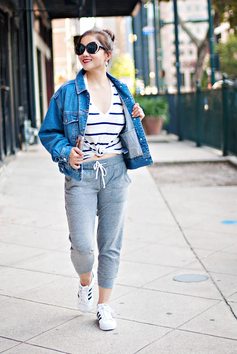 Casual Athletic Style That's Easy to Copy