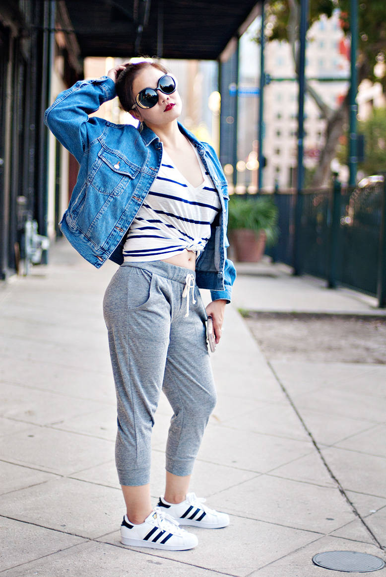 Women's Casual Athletic Style