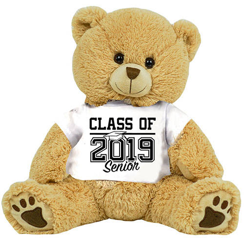 Personalized Graduate Bear