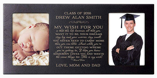 Personalized Picture Frame Milestone