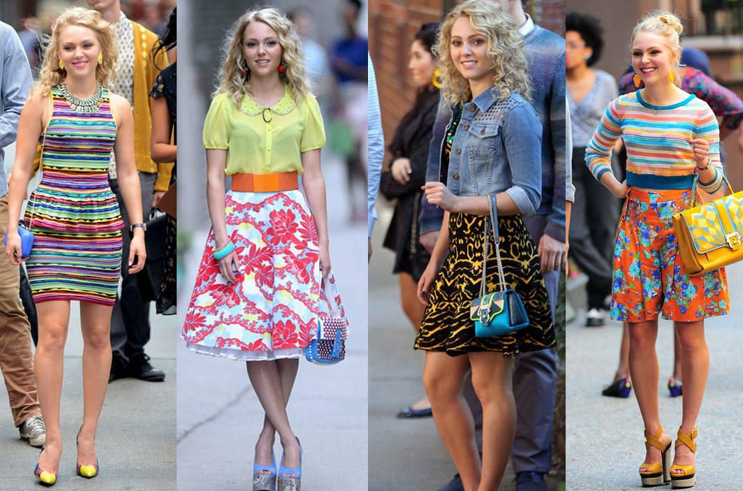 Carrie Bradshaw 80s Fashion