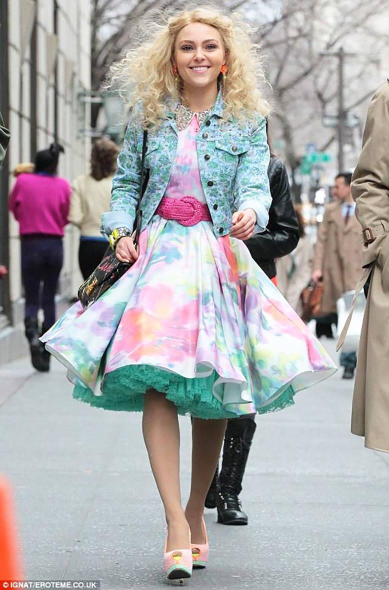 Carrie BRadshow 80s Fashion