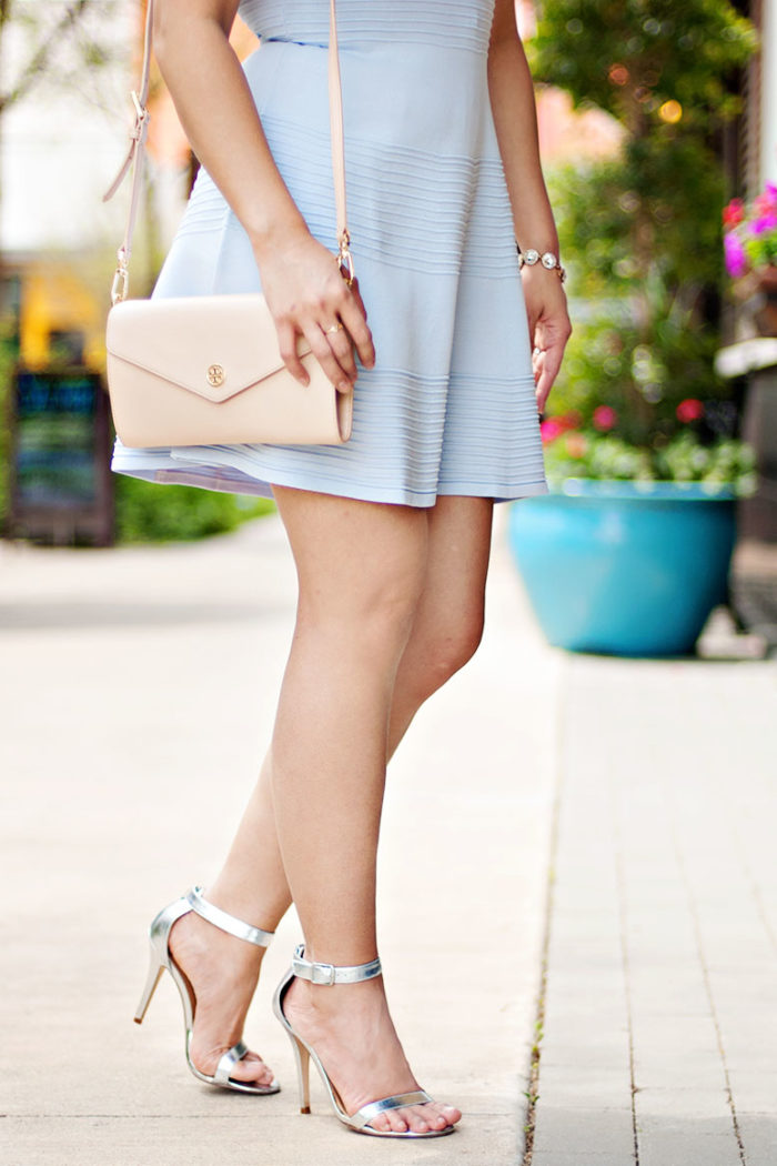 Spring Outfit Inspiration: The Little Light Blue Dress Part 2 + More Light Blue Dresses You Will Love