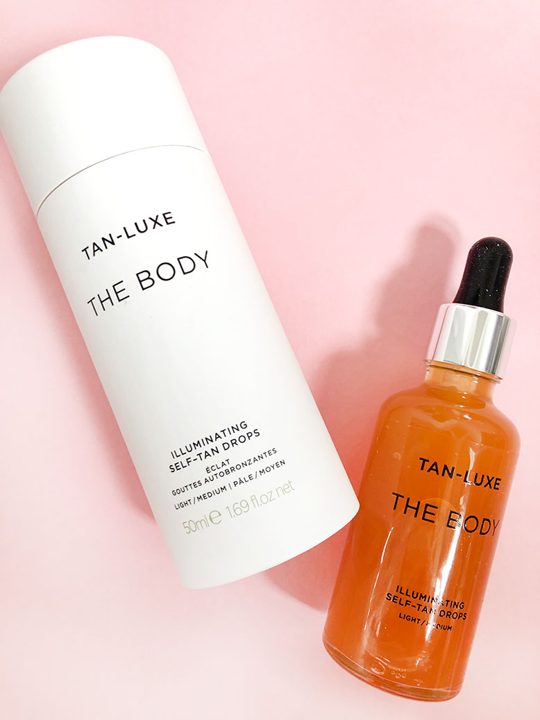 Tan Luxe Self-Tan Drops