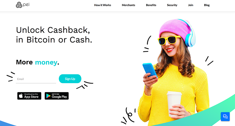 Pei Cash Back App