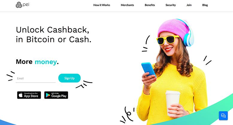 Pei Cash Back App