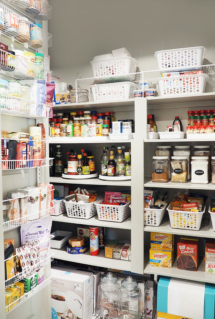 Pantry Organization: 10 Items To Keep Your Butler's Pantry Super Organized
