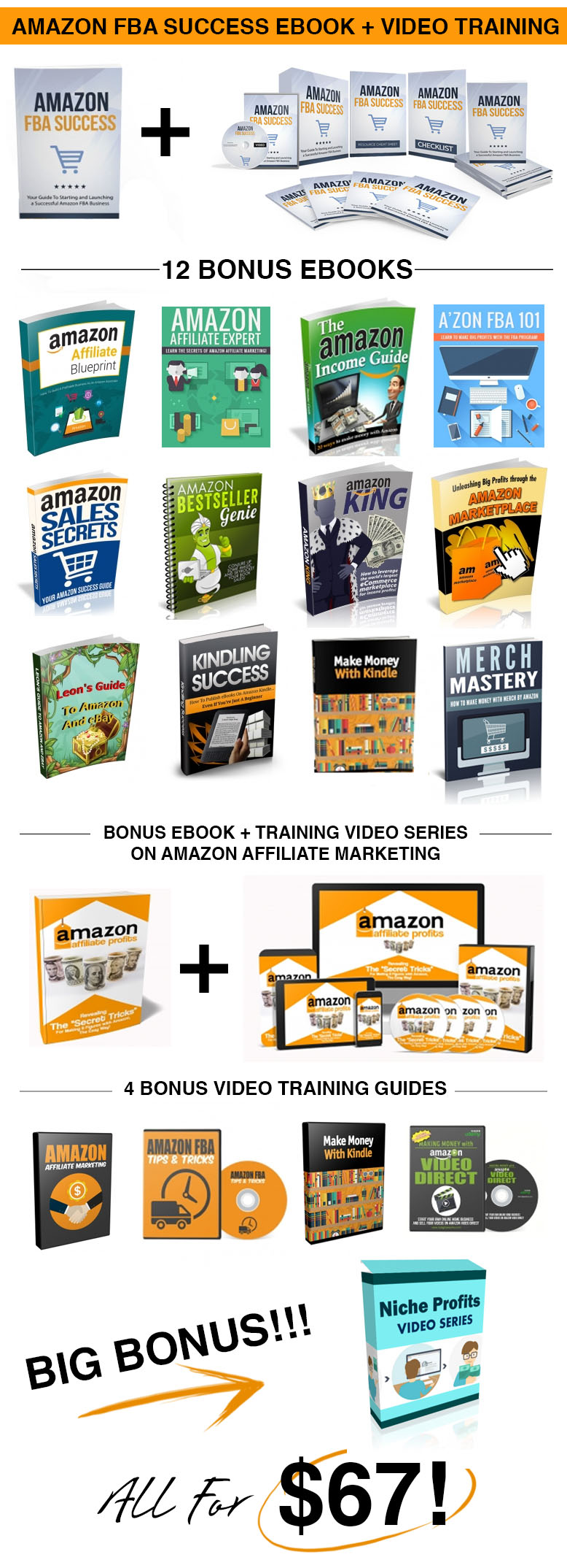 Amazon Training Bundle
